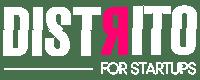 Distrito For Startups branco