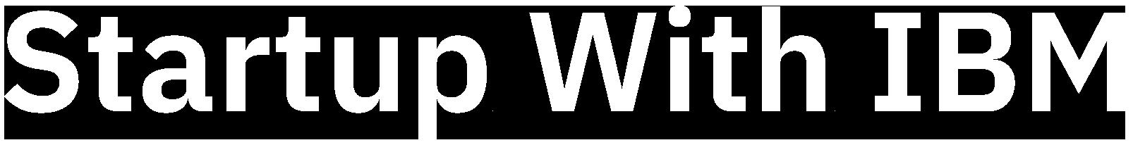logo-startup-with-IBM